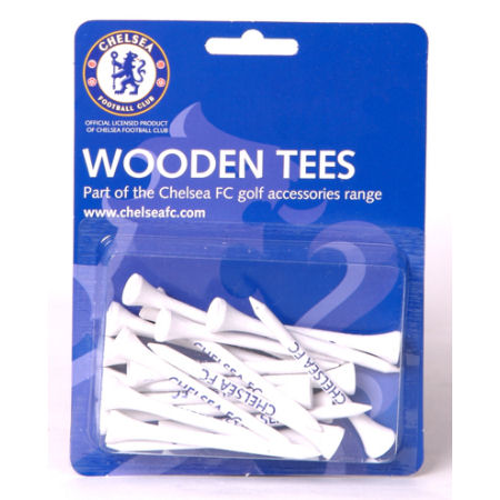 Football Team Wooden Tees
